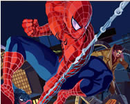 Sort my tiles Spiderman P�kemberes j�t�kok