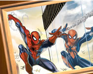 Spectacular Spiderman fix my tiles P�kemberes j�t�kok
