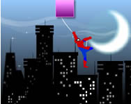 Spiderman city raid j�t�k