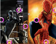 Spiderman similarities j�t�k