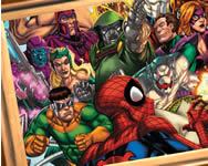 Spiderman vs Villains fix my tiles online j�t�k