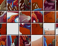 Spiderman with heroes P�kemberes j�t�kok ingyen