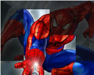 Tiles builder the Spiderman j�t�k